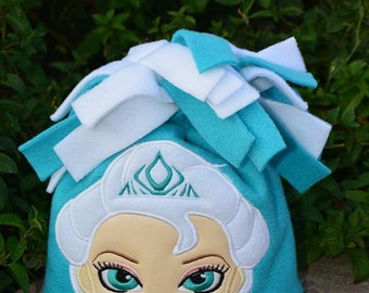 Ice Queen Fleece Hat