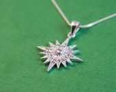 Christmas Star Necklace / North Star Necklace / Christmas day gift / Christian jewellery / Christian Present / Christian Religious /