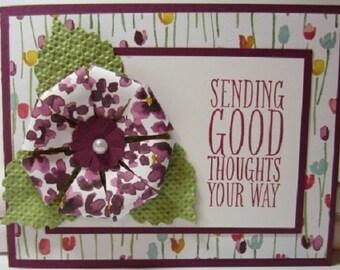 Handmade Any Occassion Card