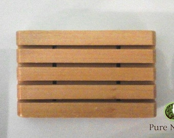Wooden Soap Dish (pine)