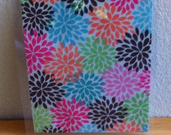Mum Pattern - ECLP or PP Planner Cover