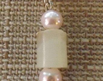 "16"" Italian Onyx Necklace"