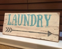 Unique Laundry Room Decor Related Items Etsy