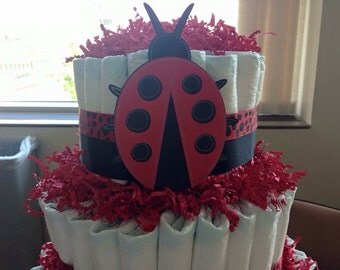 Diaper cake - 4 tier