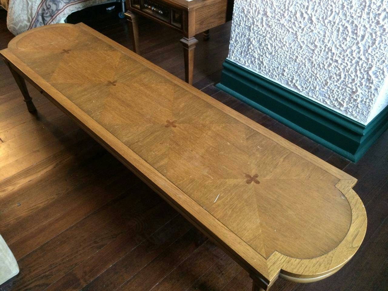 5ft oak coffee table haute juice for 5ft coffee tables