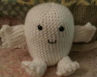 Dr Who crochet Adipose