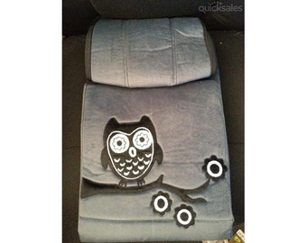 Cute Owl Car Seat Covers.....All Cars....Any Colour Seat Covers...