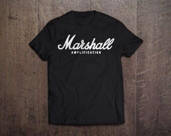 Marshall Amplification T Shirt