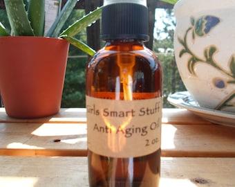 Organic Anti-Aging Oil