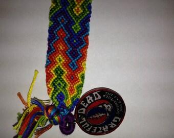Rainbow Arrowhead Bracelet