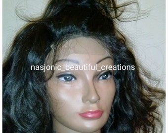 The Angelic Princess..U part Wig with Lace Closure
