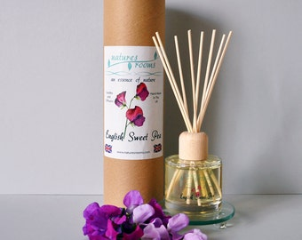 Reed Diffuser English Sweet Pea