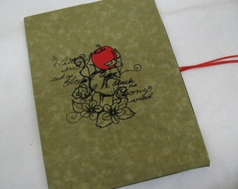Fairy Tale Collection - Snow White Journal, Diary, Notebook Cover - BOOK INCLUDED