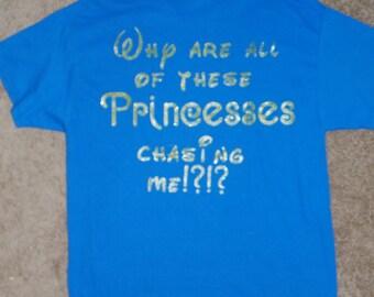 Disney Run Mens Shirt