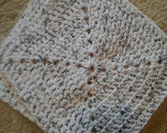 Crocheted Dish Rags