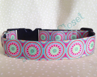Mandala Hippie Hippy Dog Collar Last One