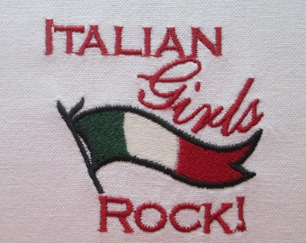 213 Italian girls rock