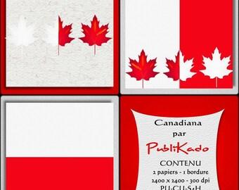 Canadiana # 1 - CU