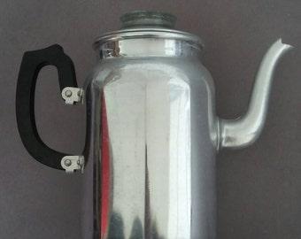 Big 2 liter Vintage Coffee Maker