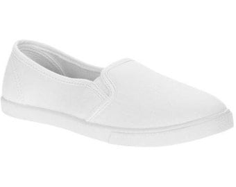 Customize Me! Women's Slip-On Shoes