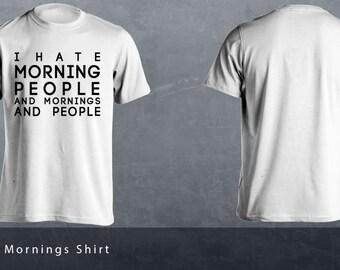 Custom One Color Design T-Shirts
