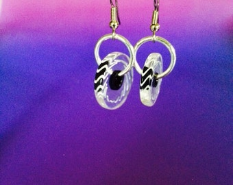 Furnace Glass Earrings
