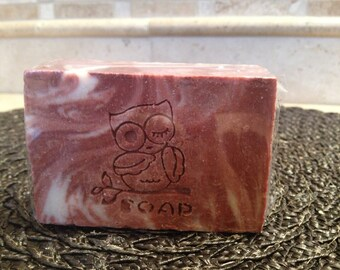 Energy Fragrance Cold Process Soap