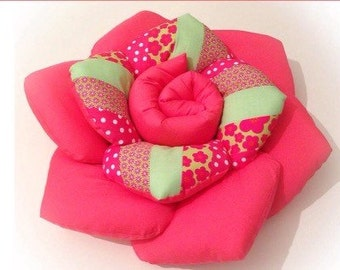Pillow Soflyrose Quilty