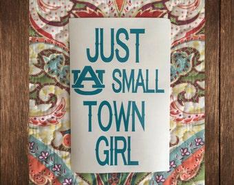 Small Town Girl - AUBURN