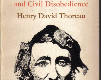 civil disobedience according to henry david thoreau and martin luther king jr Henry david thoreau, a transcendentalist from the mid-19th century and martin luther king jr, the civil rights movement leader of a century later both believed in the necessity of medicine for government.