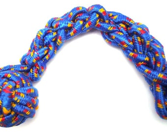 Knotted Rope Throw Dog Toy