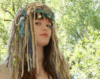 Aphrodite Goddess of the Sea Headdress