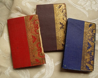 Antique Mini-Notebooks