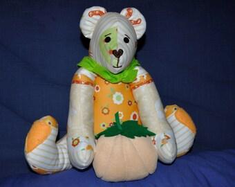 bear plush fabrics