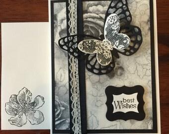 Wedding Card-Timeless Elegance