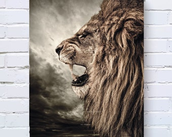 Shoot the Poacher poster - Save the planet series - 10% of profits go to WWF - size A3 (29,7 x 42 cm)