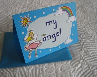 My Angel Card