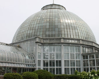 Belle Isle Conservatory, Michigan