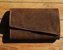 Hairdresser Scissors's Case - Handmade Leather Scissors Case - For Professional Hairdresser - Leather Scissors Bag