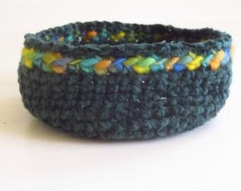 Little Green textile bowls