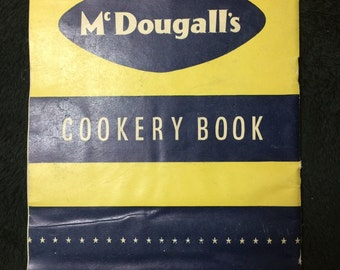 McDougalls cookery book