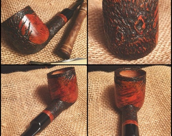 Hallows Eve Billiard Pipe