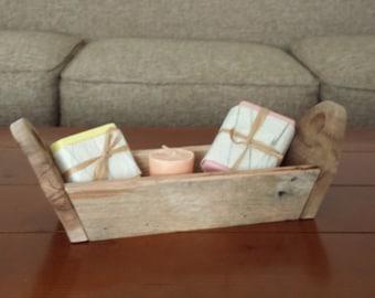 Extra Small Pallet Wood Tray