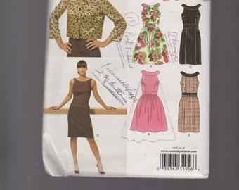 Sleeveless dress gathered dress with jacketvsize 8to18