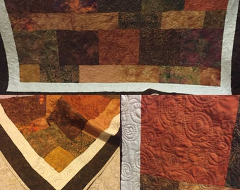 Homemade Fall Quilt in time for the change of seasons
