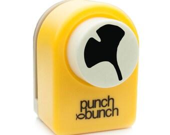 Japanese Ginkgo Leaf Punch - Medium