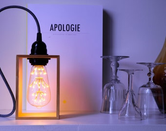 Bamboo / / LED bulb