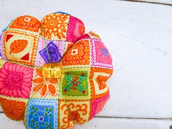 Fabric cushion pin cushion for sale sewing room sewing for Sewing material for sale