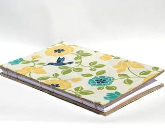 Hand Made Bird Journal