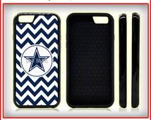 Dallas Cowboys Football iPhone Case 4/4s 5/5s 5c 6/6Plus & Galaxy S3 S4 S5 S6
